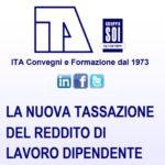 Webinar: la tassazione del reddito di lavoro dipendente